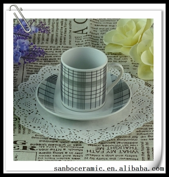 High Quality Ceramic Tea Cup Sets Coffee Cup For Wholesale