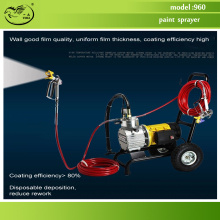 12L 3200W Spray Gun Handheld Paint Sprayer