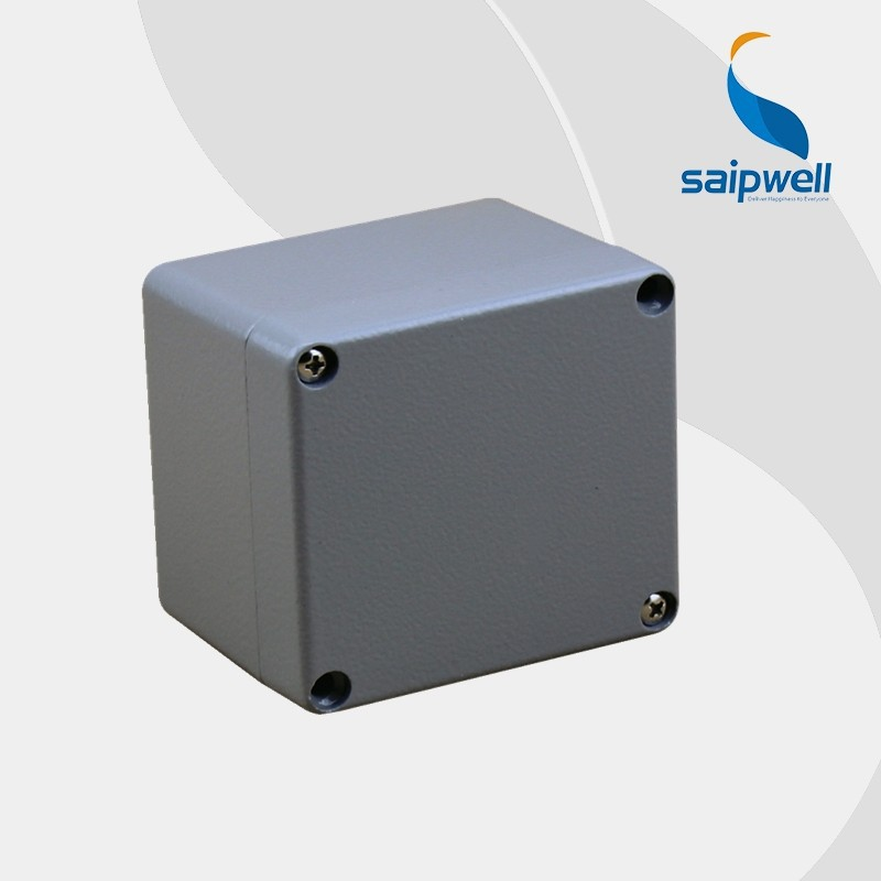 Wall Mount Waterproof IP67 Aluminium Enclosure Box (SP-FA18)