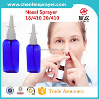 Chinese market popular style different size dosage 0.12ml medical nasal sprayer pump atomizer with factory price