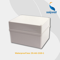 SAIP/SAIPWELL IP66 china manufacturer metal enclosures waterproof enclosures 150*200*130