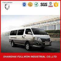 KINGLONG high-performance 14-seats mini passenger van