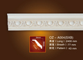 manufacturers direct marketing pu cornice moulding for home decoration