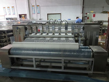 Automatic Vertical Blind Ultrasonic Slitting and Cutting Machine