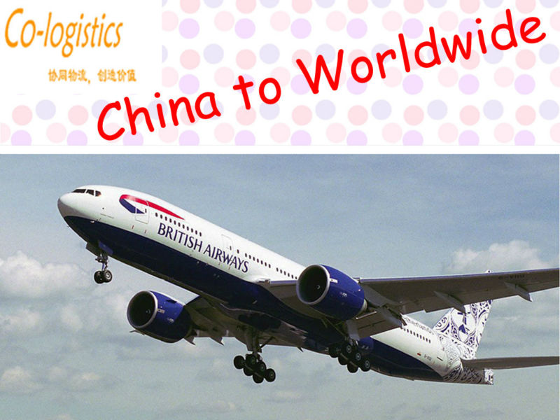 Air Freight From China To UK on DDU & DDP terms