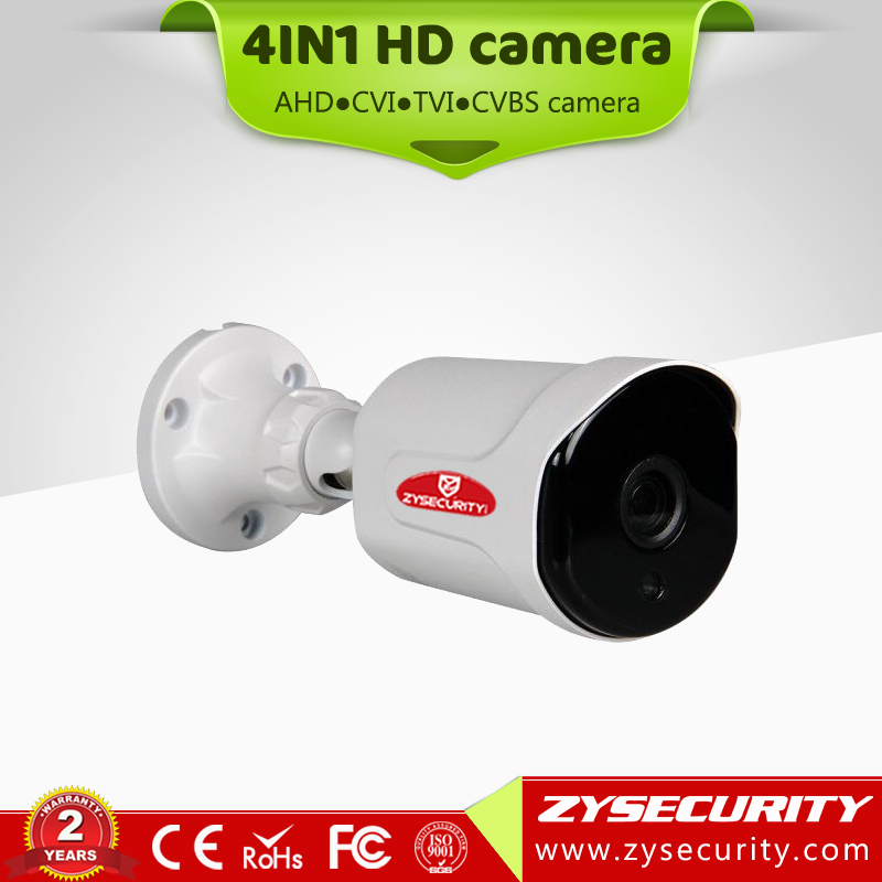 Professional CCTV camera OEM factory new 1080P waterproof bullet camera, HD CCTV 4in1 camera