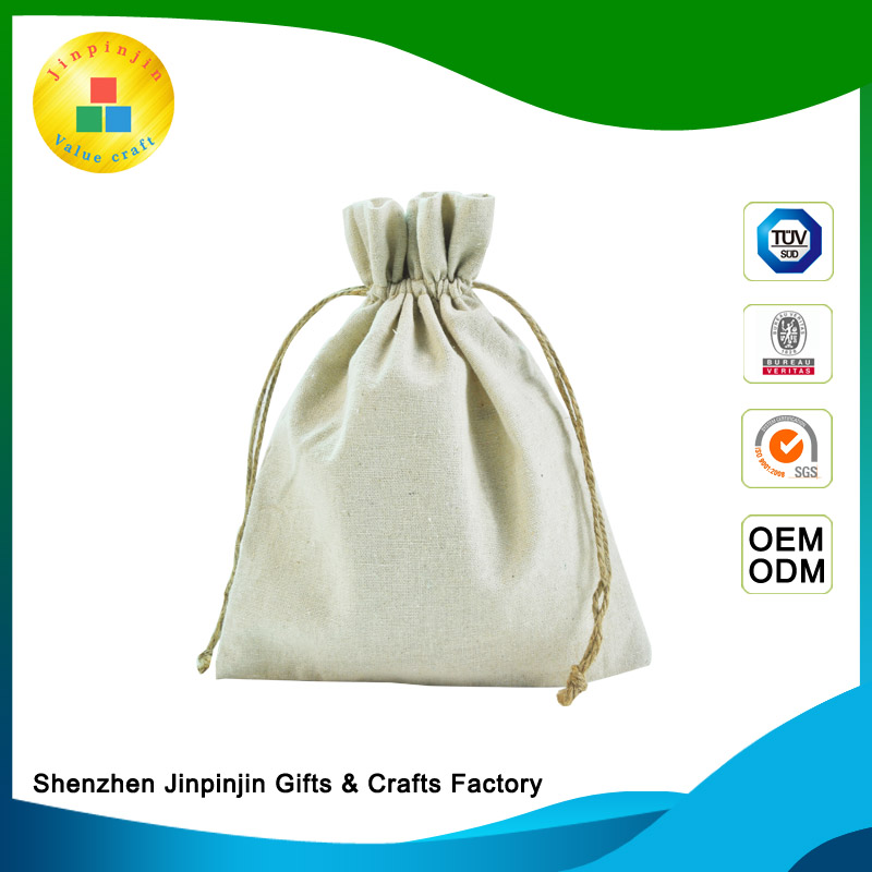Brand new jute bag 100kg gift bags with personal logo Shoes bag