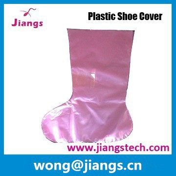 Plastic disposable Shoe Cover
