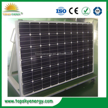 260w mono solar panel manufacturers in china