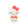 custom PVC hello kitty night light for kids