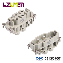 WZUMER plug socket 4 pin connector HK series automotive Overloaded plug power battery connector