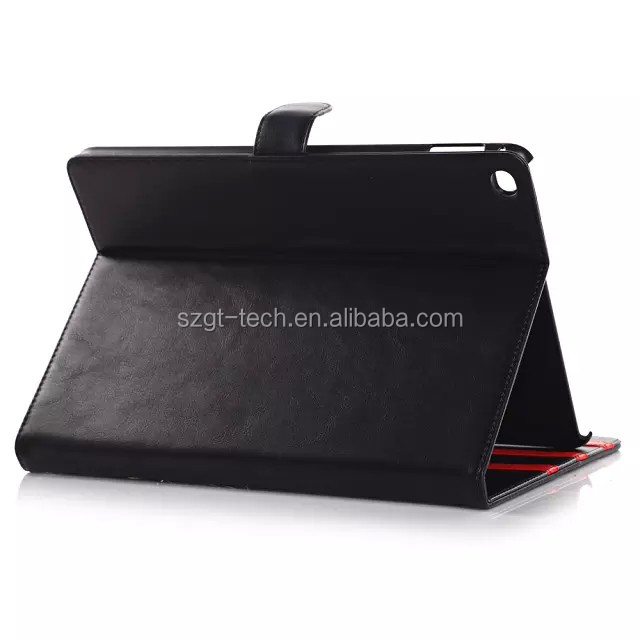 New arrival Kickstand multiple function PC hard back smart cover case for iPad air 2