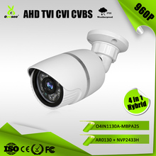 1.3MP 960P 25m IR distance Hybrid 4 in 1 AHD TVI CVI CVBS analog hd camera cnb dropshipping cctv camera