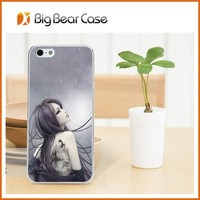 Custom design cell phone cover for iphone 5c cases