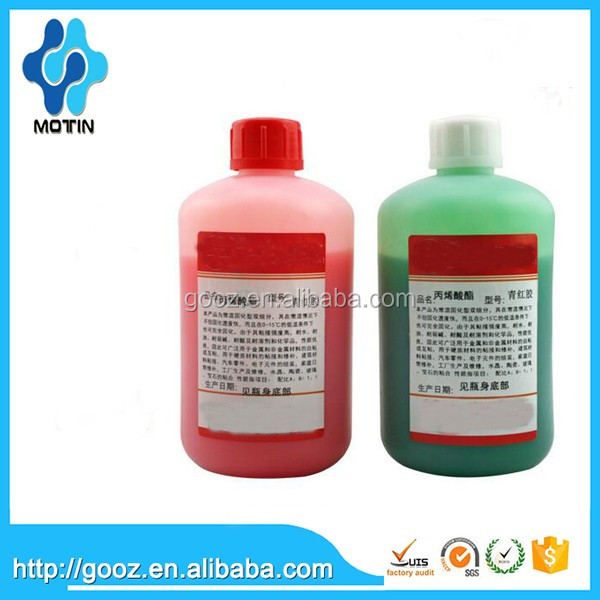 Factory Price Best Plastic Clear Epoxy Glue for Glass
