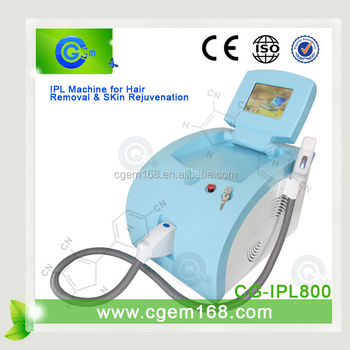 CG-IPL800 Most effective laser hair removal machines with 1 Year Warranty
