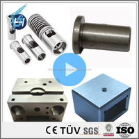 AISI Certification custom made cnc machining Stainless Steel Titanium Aluminium Brass Copper parts