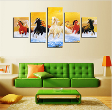 Hot Sale Customized Full Colour Printing Canvas Print Picture Wall Art