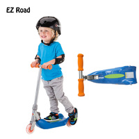 Wholesale mini smart cheap child foot scooter, 3 wheels balance kids scooter for kids