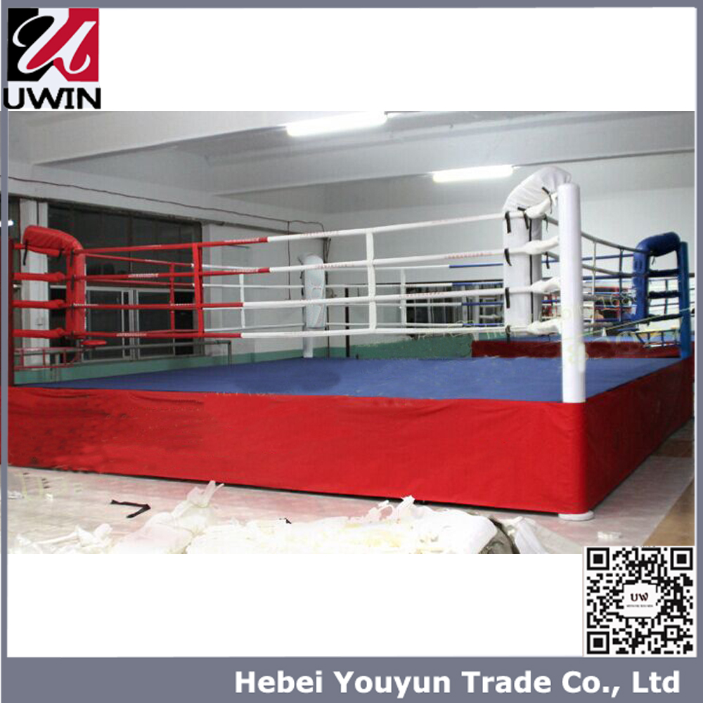 New International Boxing Match Equipment Used Boxing Rings For trainning
