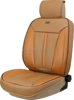 Leather genuine Design your own car seat covers/Patchwork leather car seat cover