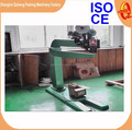Automatic corrugated cardboard carton box stitching machine