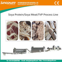 Protein Nuggets Extrusion Equipment/Modified Starch Production Line