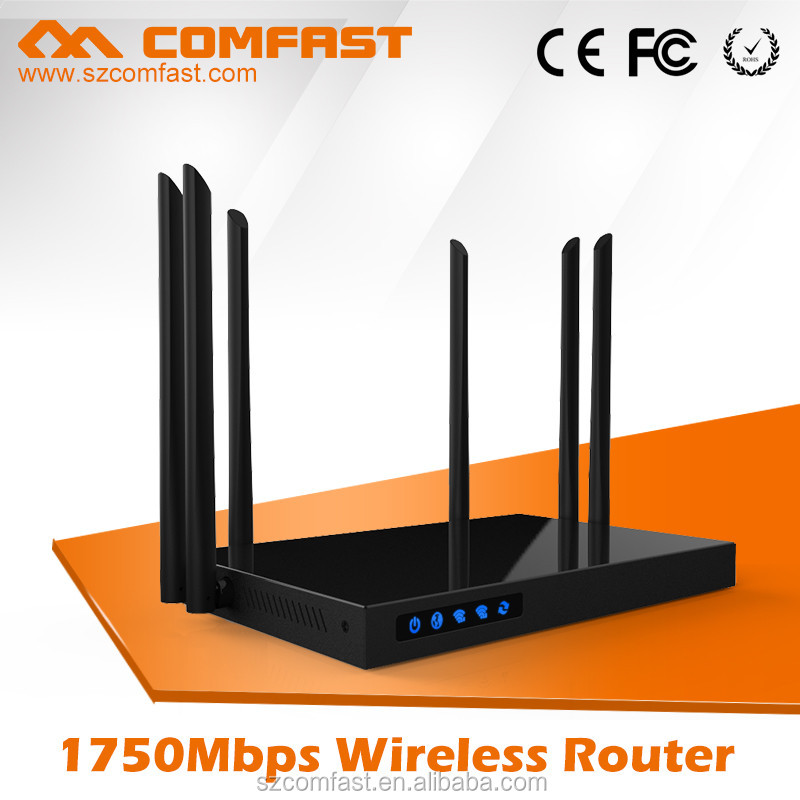 Enterprise New Arrival COMFAST CF-WR650AC 192.168.1.1 Wireless Router 10KM With Open WRT