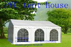 PVC movable portable house made of PVC coated tarpaulin fabric <strong>material</strong>
