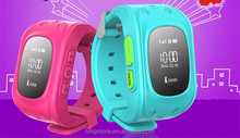2016 shenzhen made Popular Emergency GPS Tracker Security Kids Smart Watch Mobile Phone