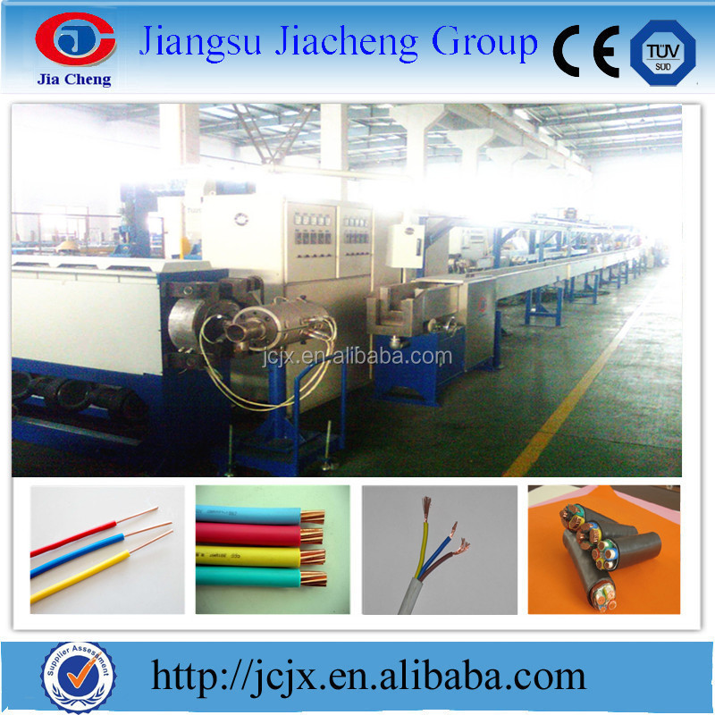 power wire extruder equipment/electric cable making machine/wire cable making equipment
