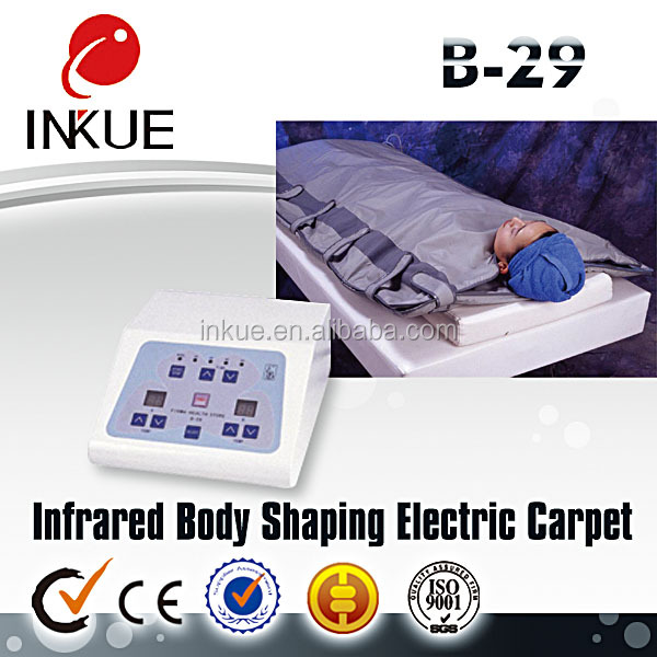 High Quality Slimming sauna blanket/infrared thermal blanket with low price