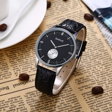 WHHB013-6 2017 new model fashion watch oem mens wrist watches in alibaba china