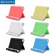 Anti Slide Silicone Rubber Universal Desk Phone Tablet Holder 270 Adjustable Mini Desk Stand for iPhone iPad Samsung