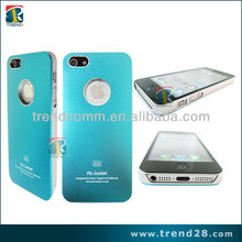 eye-catching Aluminum phone case for apple iphone 5""
