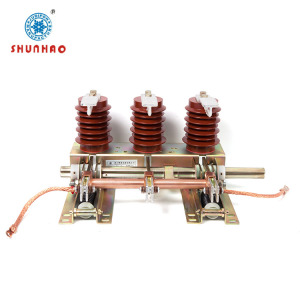 AC high voltage earthing switches