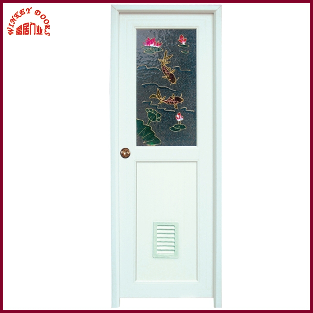Bathroom Doors Plastic new plastic toilet door pvc material bathroom door design - buy