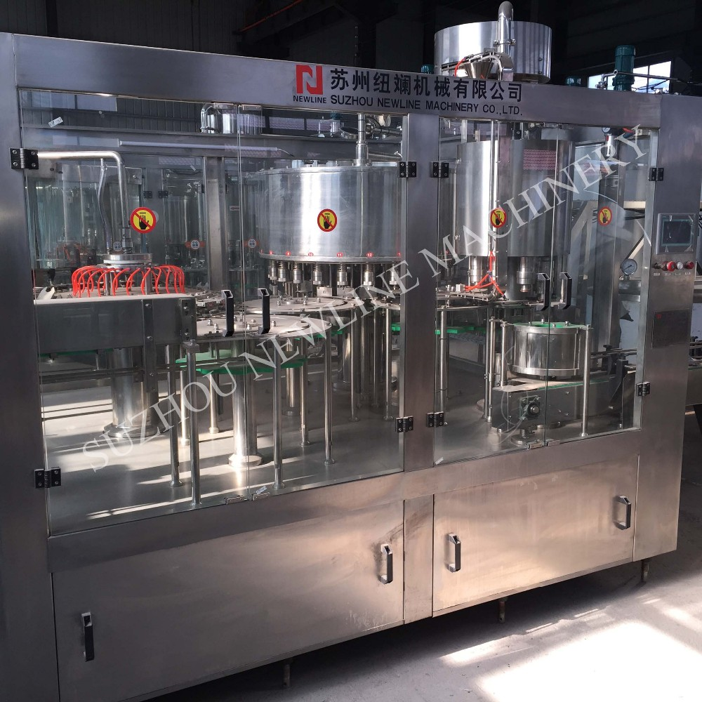 Economic and efficient automatic mineral water bottle filling machine form Chinese manufacturer
