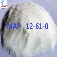 Industry Grade Monoammonium Phosphate MAP 7722-76-1 as Extinguishing Agent of Dry Powder Fire