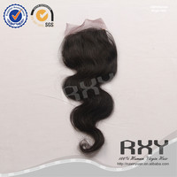 16 18 20inch light density cheap front remy silk base top lace closures for women