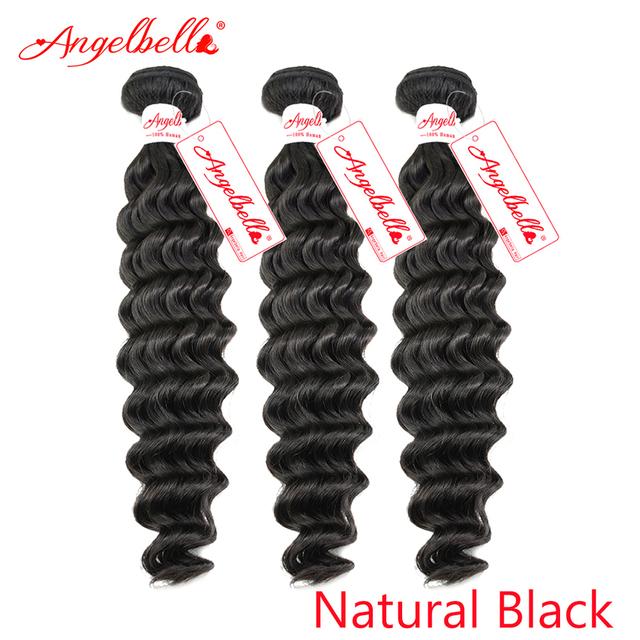Angelbella 3 Bundles Loose Deep Curls Virgin Hair Suppliers Curly Peruvian Hair Extension Sale Peruvian Hair Weave Brands