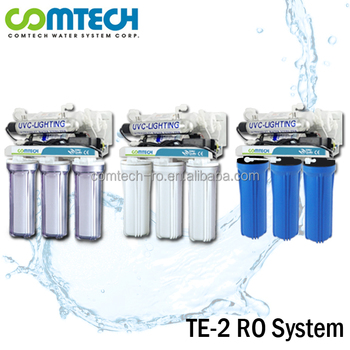 Under-Sink RO Drinking Water Purifier 5/6/7/8/9 Stages OEM Factory