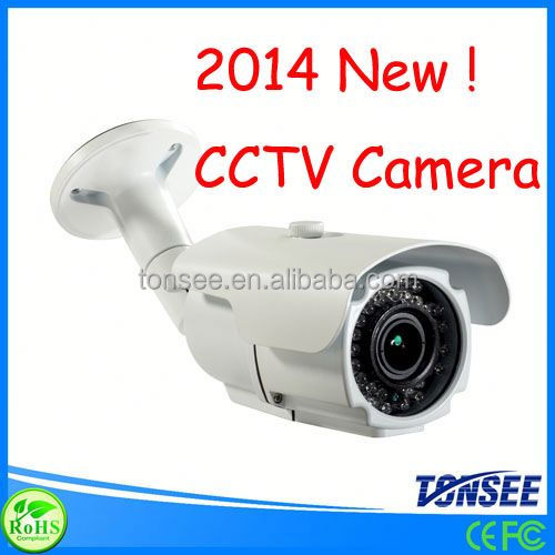Hot China high frame rate cctv camera Outdoor Waterproof IR Camera 6mm 36pcs LED CCTV Camera