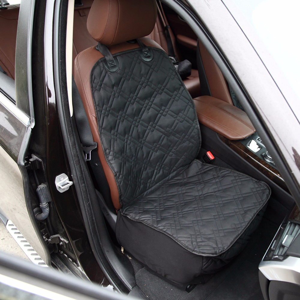 Water-Repellent Pet Waterproof Luxury Car Seat Cover