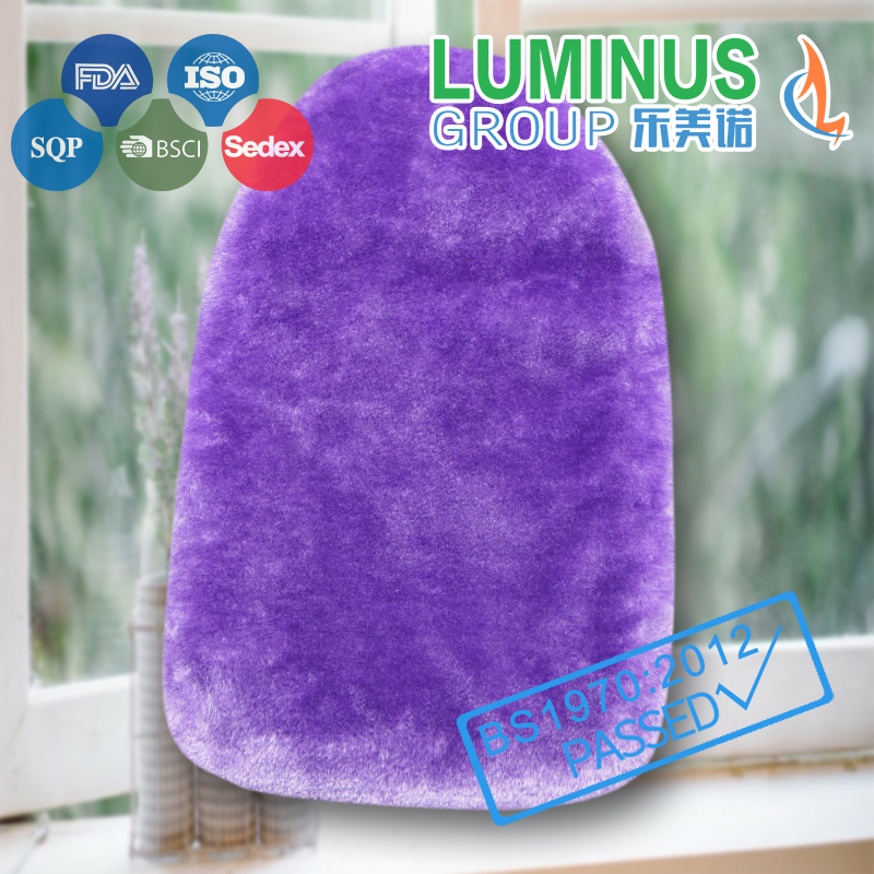2L fcoral leece hot water bottle covers