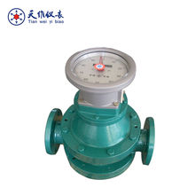 Digital engine oil diesel oil analog flowmeter