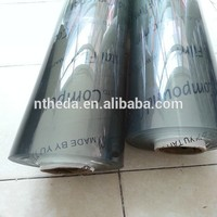 Factory Directly PVC Plastic Blue Film