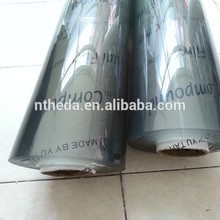 Factory Directly PVC plastic blue film super transparent with great price