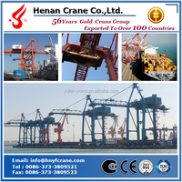 STS container gantry crane for seaport seaport gantry crane supply