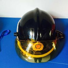 American style used fire helmet in fire fighting equipment